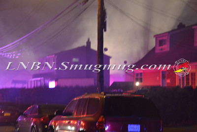 Elmont F.D. 159 Lincoln St. House Explosion 9-6-11