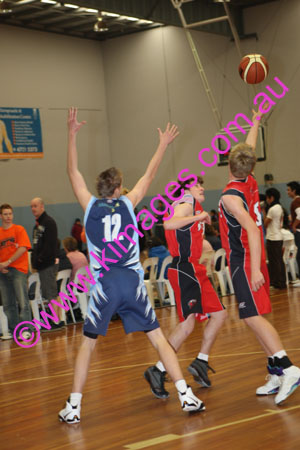 U/16 M1 Grand Final - Bankstown Vs Norths 3-8-08