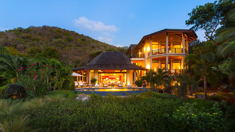 Aquamare; Virgin Gorda, British Virgin Islands