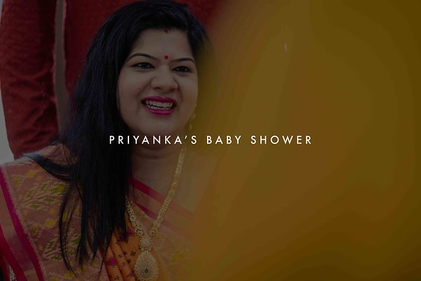 Priyanka's Baby-Shower