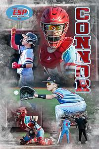 2021 Eydenberg Baseball Posters