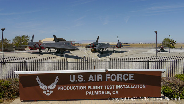 Blackbird Air Park - Palmdale, CA