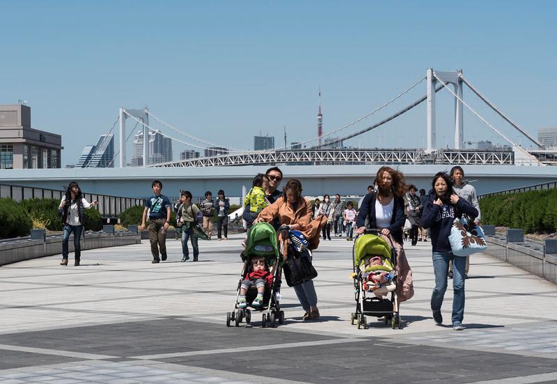 Daiba Promenade, Tokyo