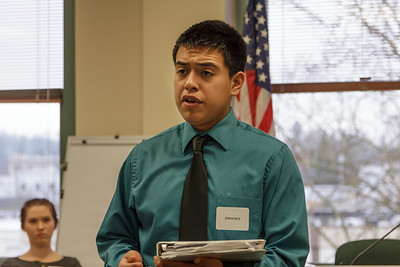 Mock Trial Competition 3-1-14