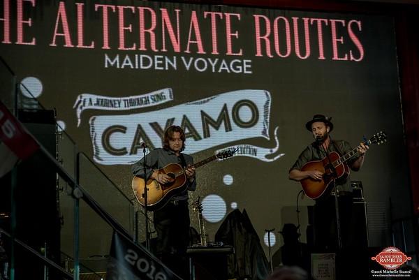 Cayamo 2016 - Maiden Voyage