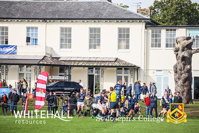 Match 10 - Dulwich College VS Kirkham Grammar School
