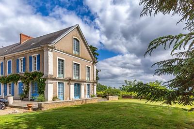 Montjean sur Loire / Serrant