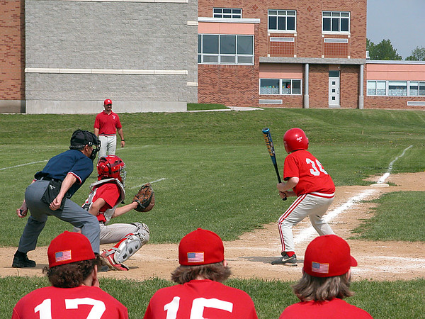 Baseball 2006 (Saranac Lake Modified)