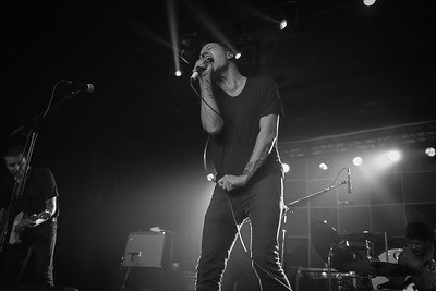 Touche Amore at Roseland Theater 4.14.17