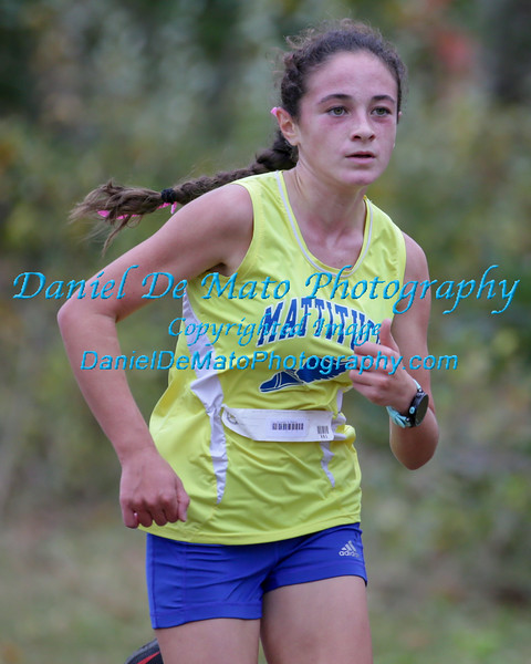 Suffolk County Cross Country State Qualifier 11-2-18