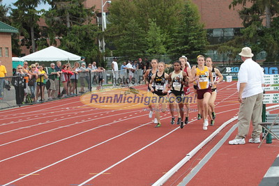 800M Women Prelims - 2015 Big Ten Outdoor T&F Championships