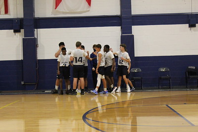 MS Boys Basketball vs Keswick