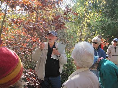 Plant ID Walk - Oct 2010