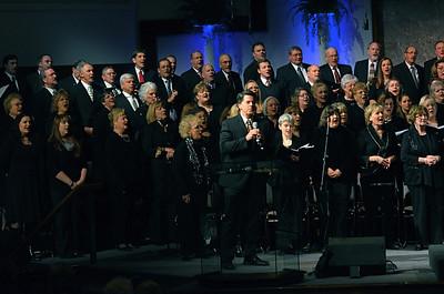 Capitol Church Choir 1-15-12