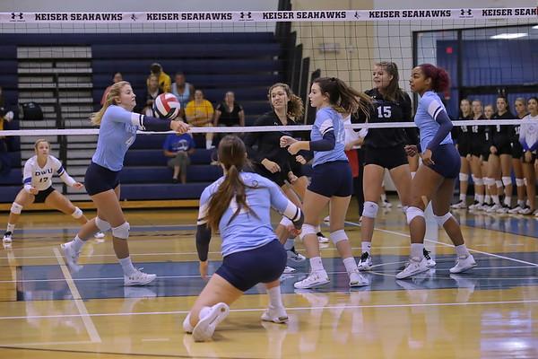 Keiser vs  Dakota Wesleyan 8-16-19