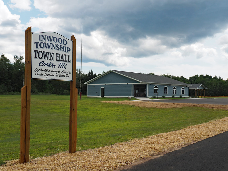 Inwood Township Hall