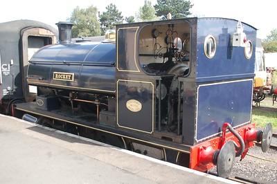 Telford Steam Railway 2019