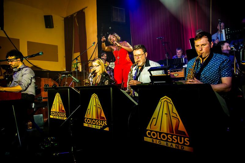 Jazz Colossus Live
