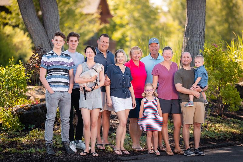 Fayollat Family 2020
