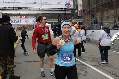 Detroit Free Press Half Marathon
