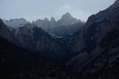 Eastern Sierras - June 2017