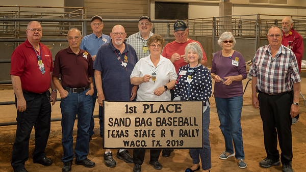 Waco TX 2019 State Rally of Cool Sammers