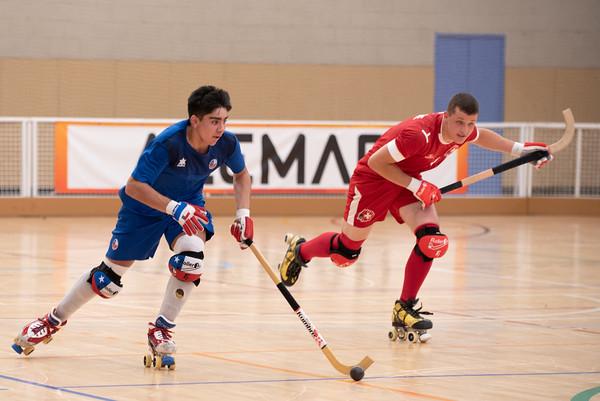 Chile vs Switzerland