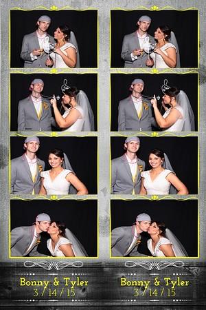 Bonny & Tyler's Wedding