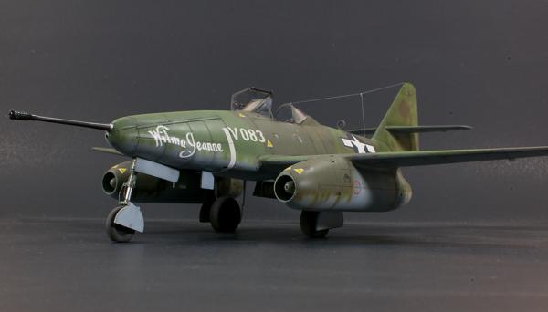 1:48 Hobby Boss Messerschmitt Me 262A-1a/U4