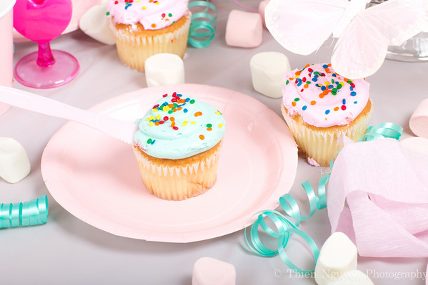Betty Antoinette Cupcakes