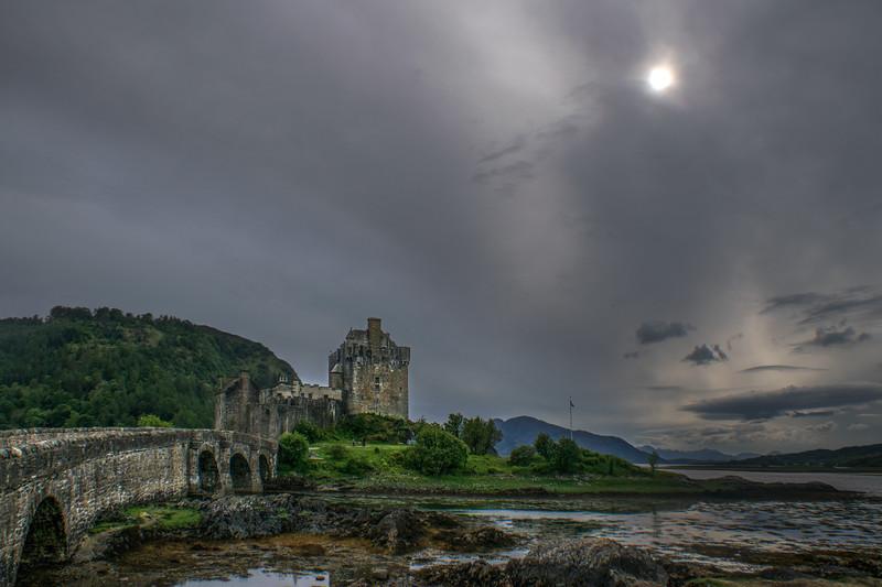 Eilean Donan Castle and Causeway