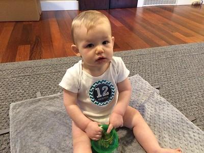 Alex 1 Year Old