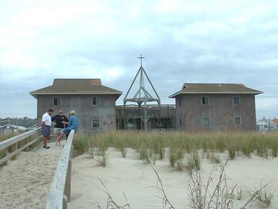 Agapé † Kure Beach Facilities