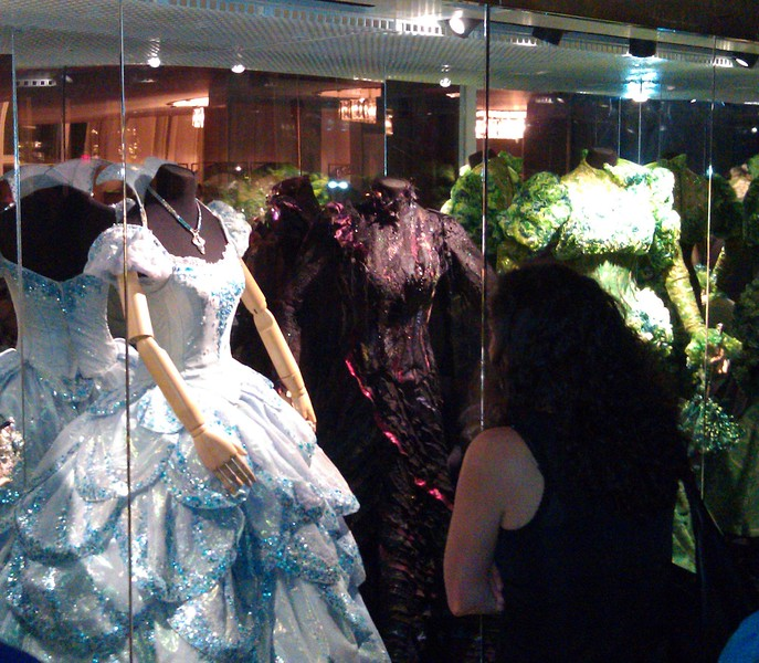 Costumes from Wicked