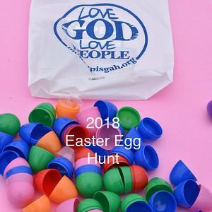 2018 Easter Egg Hunt 3-24-2018