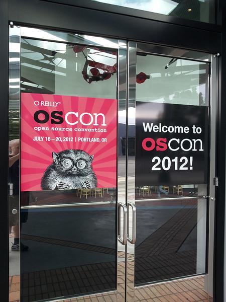OSCON 2012