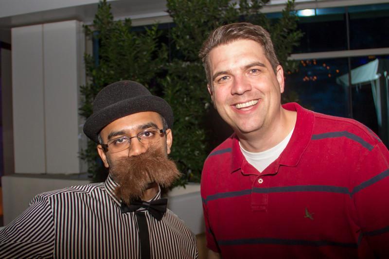 Chewbacca and Doug Hemminger