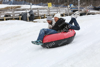 tubing 3-15-15 1 to 3 PM