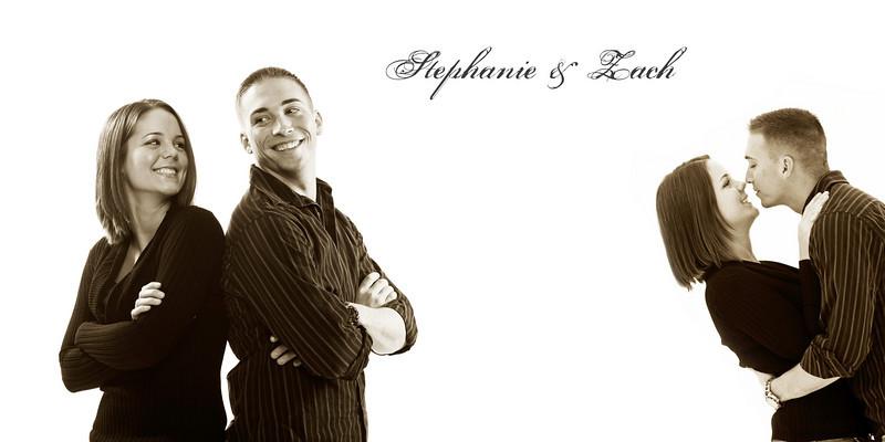 Stephanie & Zach