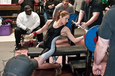 New England Revolution Powerlifting Meet 2010