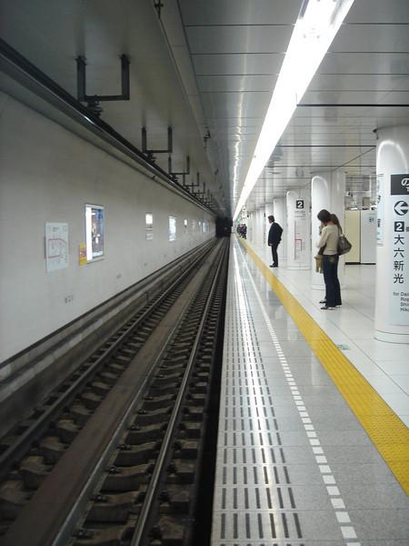 Tokyo Subway