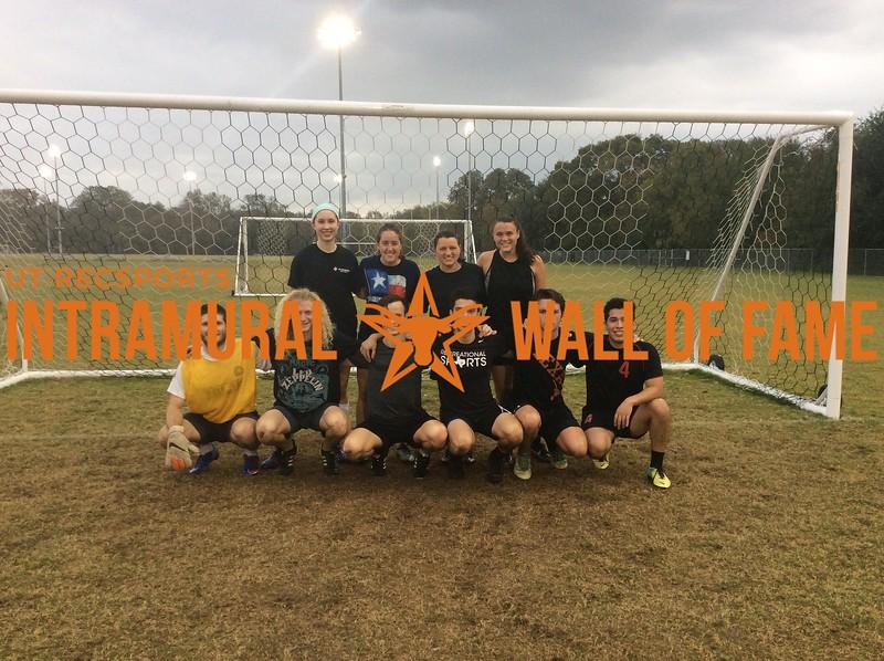 7v7 Fall 2017 Soccer Coed A Runner Up The Hash-Slinging Slashers 2.0