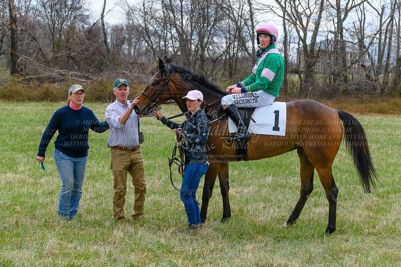 4th Race - The W. Rufus Humphrey Memorial