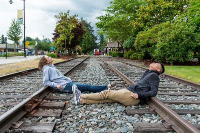 Brian and Tanya