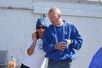UK-LSU Tailgate Pictures