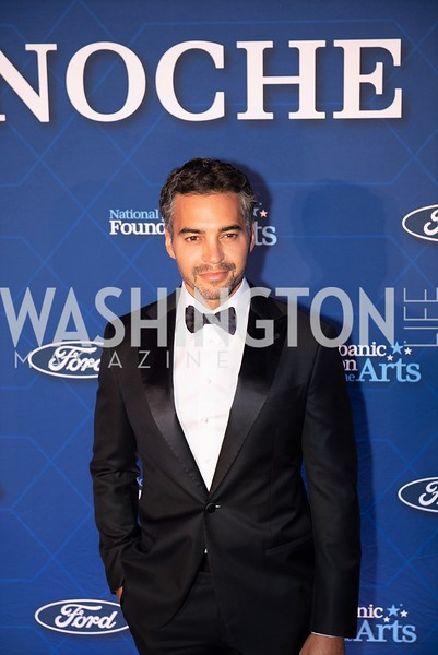 Ramon Rodriguez. Photo by Yasmin Holman. Noche de Gala. Mayflower Hotel. 09.18.19