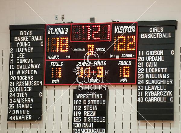 2010-02-06 Basketball Varsity Girls SMH at SJS