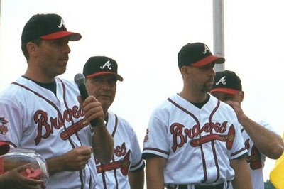 Mirant Day @ the Braves Game 22 May 2002