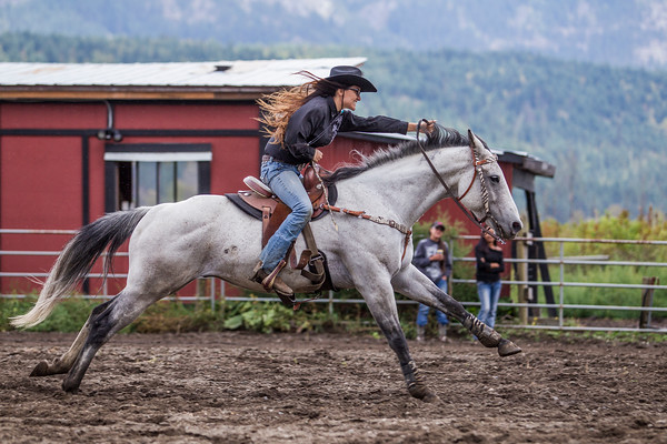 Equestrian - SEG Gymkhana - Mt Currie, September 2016