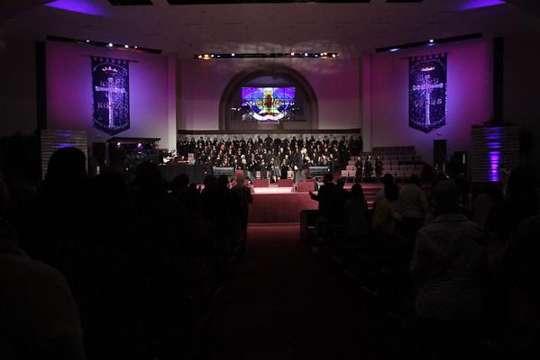 Wednesday Worship - NYE - 12/31/14